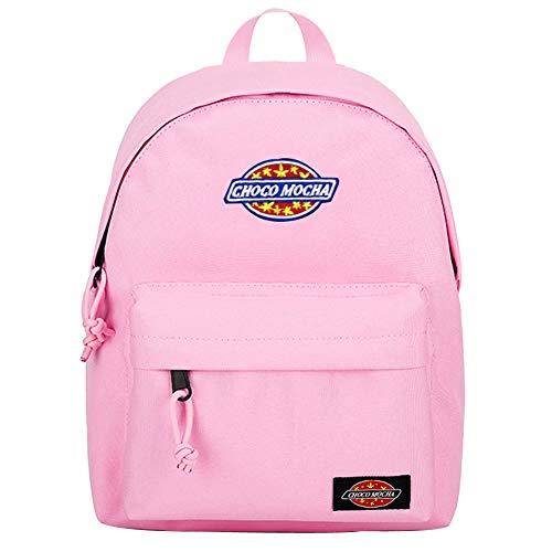 Choco Mocha Mini Pink Backpack Girls Small Backpack for Girls Mini Backpack Purses for Kids 4-5 7-8 9-10 10-12 Kids Mini Backpack for Toddler Girls Tiny Backpacks for Girls Back Packs for Girl Gifts, Pink