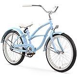 Best Beach Cruiser Bikes - Firmstrong Urban Girl Single Speed Beach Cruiser Bicycle Review
