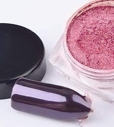 YYJHT 1 box Metallic Mirror Max 88% OFF Nail Go Glitter Product Long Lasting Baltimore Mall
