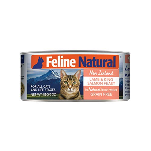 Feline Natural Hypoallergenic Canned Cat Food