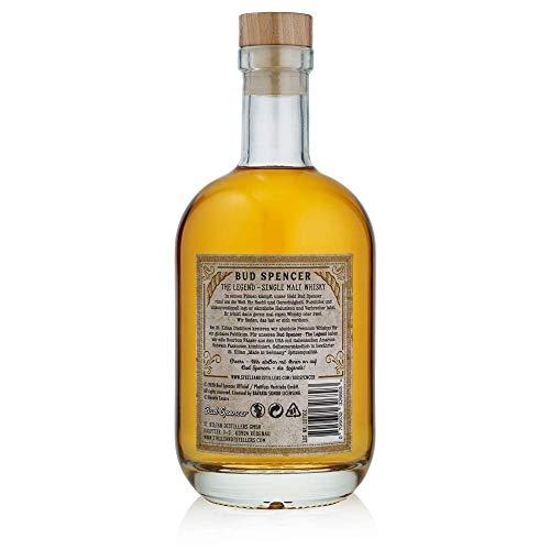 Bud Spencer - The Legend Single Malt Whisky 0,7 Liter, 46% Vol. - 2
