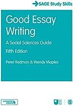 Best good essay writing: a social sciences guide Reviews