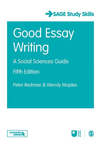 Good Essay Writing: A Social Sciences Guide (Student Success) (English Edition)