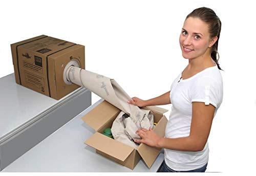 SpeedMan Box Papierrolle, mit Spenderbox, 390 mm x 450 m (1 Stück)