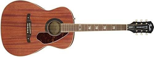 Fender Tim Armstrong Hellcat Acoustic Guitar, Natural