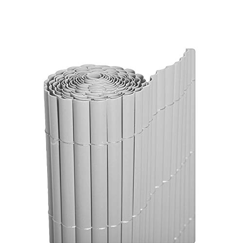 IBEROGARDEN Cañizo PVC 1 Cara Blanco 900Gr/3 1,5X3 Metros