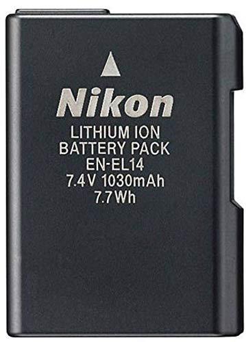 Nikon EN-EL14, EN-EL14