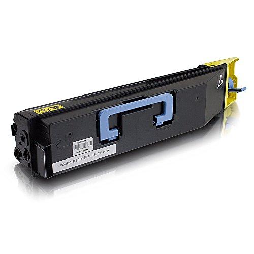 ms-point® 1 kompatibler Toner für Kyocera TASKalfa 400ci 500ci 552ci Copystar CS400CI CS500CI CS552CI TK-855Y 1T02H7AEU0 Yellow