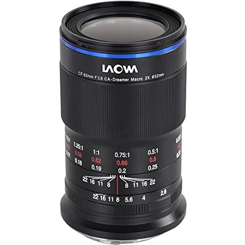 LAOWA 65mm f/2,8 2X Ultra Macro APO für Fuji X-Mount