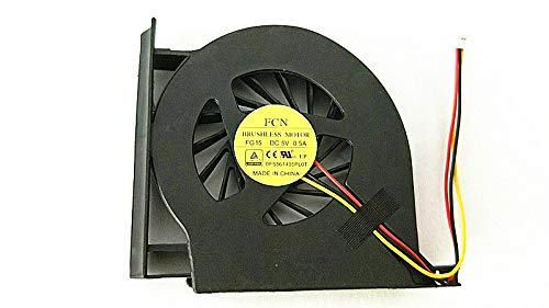 New Laptop Replacement CPU Cooling Fan for HP CQ61 G61 CQ70 CQ71 G71