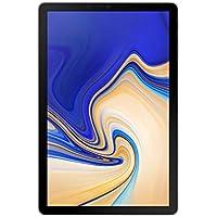 Samsung Galaxy Tab S4 - Tablet de 10.5 WQXGA (Wi-Fi, Procesador Octa-Core Snapdragon 835, 4 GB de RAM, 64 GB de memoria interna, Android 8.1 Oreo); Plateado + S Pen incluido [España]
