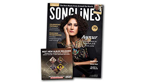 Songlines Magazine + CD - New Issue