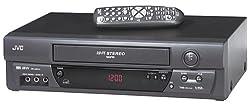 top 10 vhs tape player 4-head HiFi video recorder JVCHRA591U