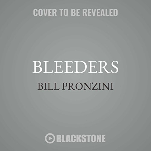 Bleeders audiobook cover art
