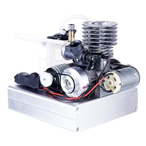 Yamix Level 15 Methanol Engine DIY Mini Low Voltage Generator Set-Electrical Starting