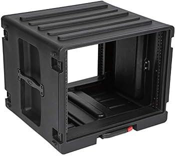SKB 8U Roto Rolling Rack Mixer Accessory  1SKB-R8UW