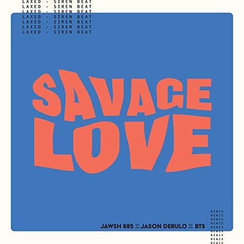 Jawsh 685, Jason Derulo & BTS