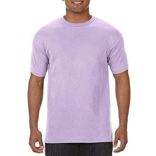 Comfort Colors Mens Heavyweight T-Shirt (XXL) (Orchid)