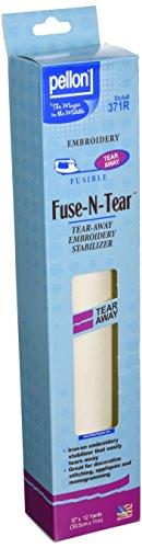 Pellon Fuse-N-Tear Stabilizer-12 X12 Yards