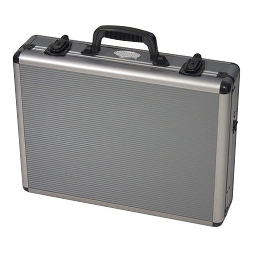 ADG Sports Aluminum Four Pistol Gun Case