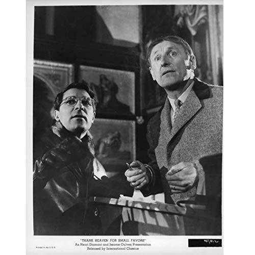 UN DROLE DE PAROISSIEN Photo de presse N2 20x25 cm - 1965 - Bourvil, Jean-Pierre Mocky