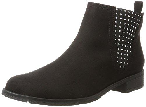 MARCO TOZZI Damen 25051 Chelsea Boots, Schwarz (Black), 38 EU