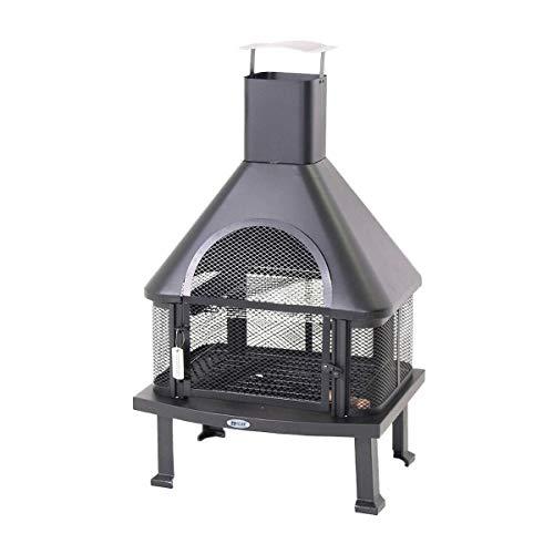 Heat Outdoor Living – Gartenöfen Saga - H 110 x 64 x 50 cm