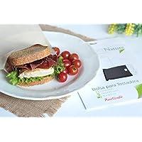 Kit Nature Bolsa para Tostadora   Tamaño Sandwich 16 x 16,5 cm   Pack de 1 Bolsa Reutilizable