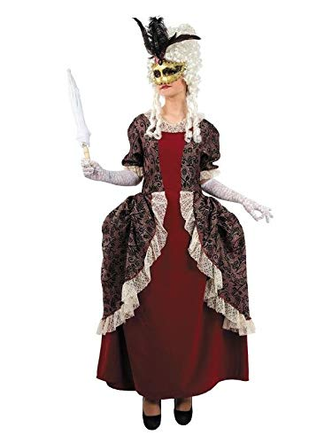 DISBACANAL Disfraz María Antonieta - -, M