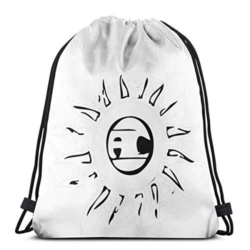 Elegante mochila escolar universitaria, mochila para mujeres/niñas/negocios/viajes Super Alice en cadenas, bolsa de gimnasio