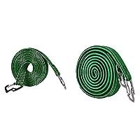 2個 トランクストラップ 弾性荷物ロープ バインディングロープ タイイングカーゴベルト 多用途 アウトドア