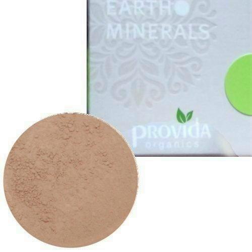 provida Earth Minerals Satin Foundation neutre 6, contenu 6 G