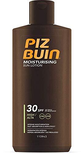 Piz Buin Moisturising Sun Lotion LSF 30, 200 ml