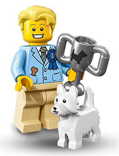 LEGO Series 16 Collectible Minifigures - Dog Show Winner (71013)