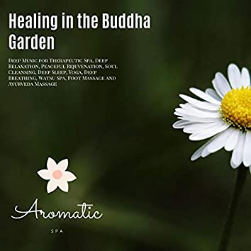 Healing In The Buddha Garden (Deep Music For Therapeutic Spa, Deep Relaxation, Peaceful Rejuvenation, Soul Cleansing, Deep Sleep, Yoga, Deep Breathing, Watsu Spa, Foot Massage And Ayurveda Massage)