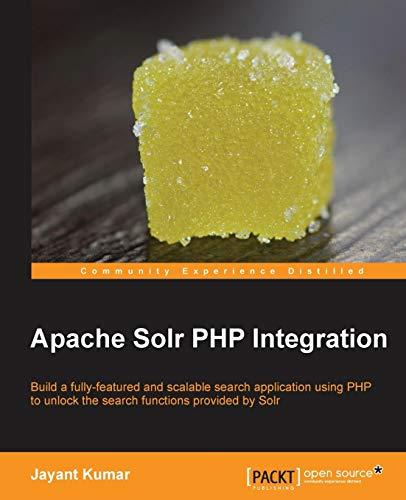 Apache Solr PHP Integration (English Edition)