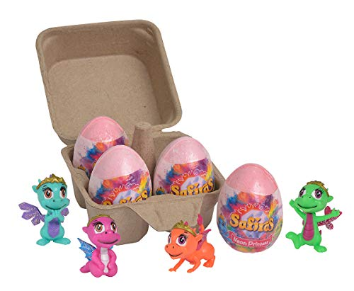 Set de 4 Safiras Magic Egg de Simba (5951019)