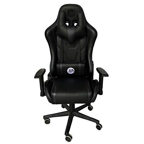 AeroCool AC80 AIR Gaming Chair schwarz