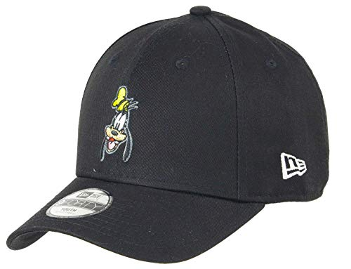 New Era Goofy 9forty Adjustable Kids Cap - Disney Edition - Black - Child