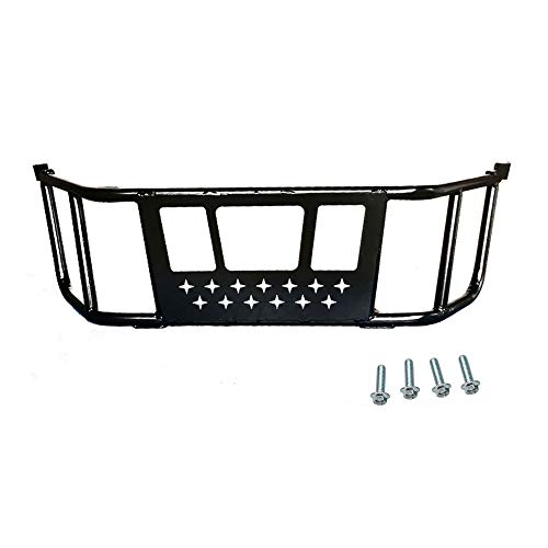 Tailgate Accessories Bed Enclosure Compatible with 2019-2020 Honda Talon 1000X 1000R 1000X-4 Steel Rear Back with UV Resistant Powder Coating