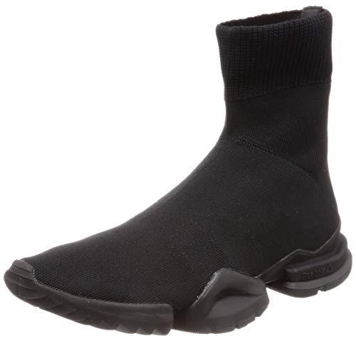 Reebok Sock Run_R, Zapatillas de Deporte Unisex Adulto, Multicolor (Black/Fierce Gold 000), 38.5 EU