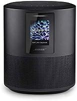 Bose Home Speaker 500, Högtalare med Inbyggd Amazon Alexa-Röststyrning, Svart