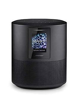 Bose Home Speaker 500  Smart Bluetooth Speaker with Alexa Voice Control Built-In Black