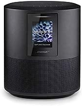 Bose Home Speaker 500: Smart Bluetooth Speaker with Alexa Voice Control Built-In, Black