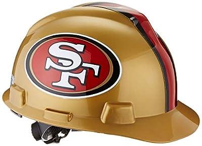 MSA NFL V-Gard Protective Cap