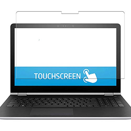 Vaxson 2-Pack Anti Luce Blu TPU Pellicola Protettiva, compatibile con HP Pavilion x360 15-br070ng 15.6 inch, Screen Protector Film [ Non Vetro Temperato ]