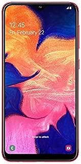 Samsung Galaxy A10 A105F Akıllı Telefon, 32 GB, Kırmızı (Samsung Türkiye Garantili)
