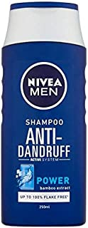 [Nivea ] ニベアの男性のシャンプーフケ防止ダイヤモンドパワー250ミリリットル - Nivea Men Shampoo Anti-Dandruff Diamond Power 250ml [並行輸入品]