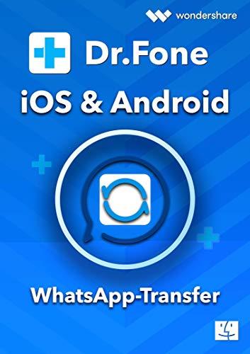 Dr.Fone MAC WhatsApp Transfer (Product Keycard ohne Datenträger) 1 Jahr Lizenz