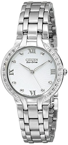 Citizen Women's EM0120-58A 'Bella' Stainless...